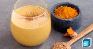 Golden Spiced Protein Shake